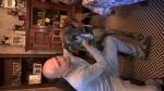 Chien Jenko et mon père ~ - Dogue Allemand Mâle (7 ans)