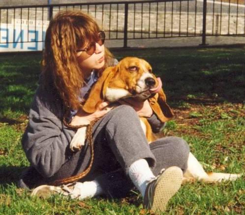 Urti et moi 2 - Basset Hound (2 ans)