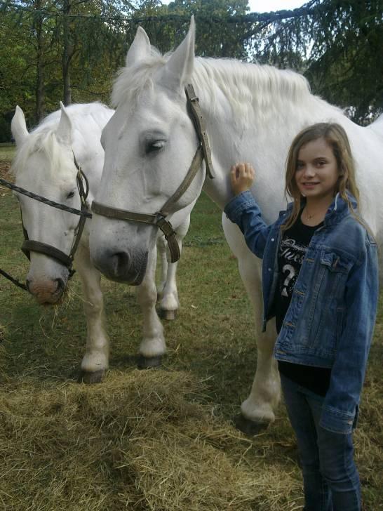 olympe lavesta et moi - (10 ans)