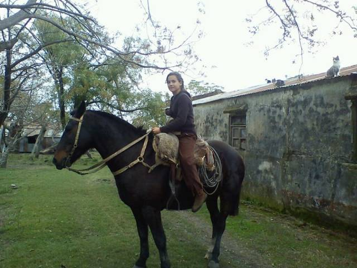 yo y Neila - (11 ans)