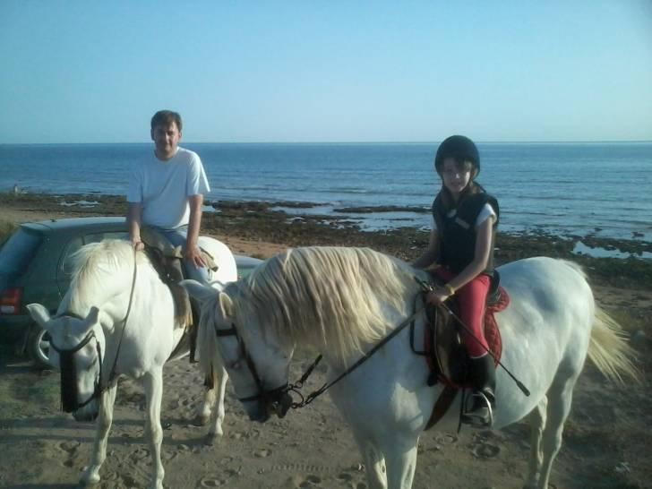 Yo en la playa - Mâle (5 ans)